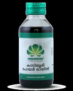 Pankajakasturi Kasthuri Hair Oil - 100ML