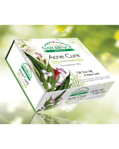 Naturence Herbals Acne Cure (Anti Pimple Treatment Kit)-100 gm