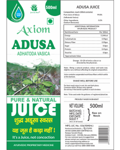 Axiom Adusa Juice-500ml
