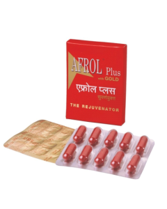 Solumiks Afrol Plus With Gold Capsules-10 Cap