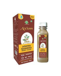 Axiom Ashwagandha Root Juice-160ml