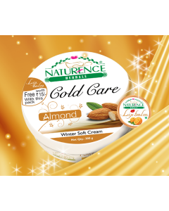Naturence Herbals Cold Care - Winter SoG Cream (Almond)-200 gm