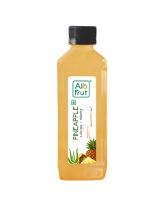Axiom AloFrut Pineapple Aloevera Juice-1000ml Pack of 2pc