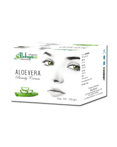 Alohya Aloe vera Beauty Cream-100gm