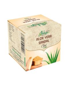 Alohya Aloe Vera Sandal Gel-100gm