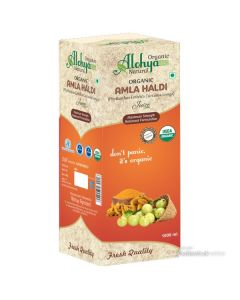 Alohya Amla Haldi Juice-1000ml