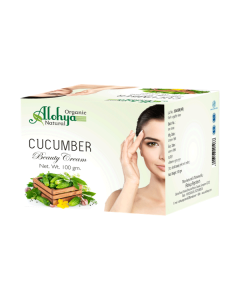 Alohya Cucumber Beauty Cream-100gm