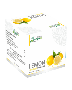 Alohya Lemon Face Gel-100gm