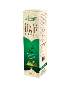 Alohya Natural Hair Cleanser-500ml