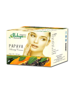 Alohya Papaya Beauty Cream-100gm