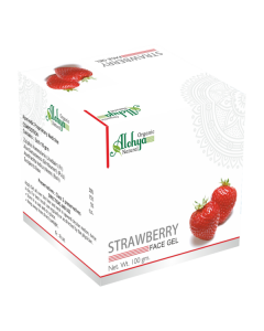 Alohya Strawberry Face Gel-100gm