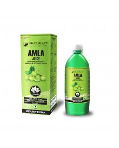Dr. Vaidya's Amla Juice - 1 Litre