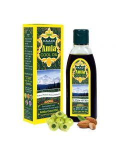 VAADI HERBALS Cool Oil with Triphla & Almond-100ml