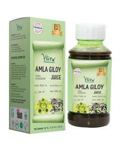 Vitro Naturals Amla Giloy Juice-500ml