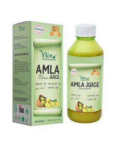 Vitro Naturals  Amla Juice-1Ltr