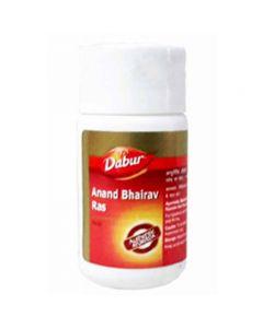Dabur Anand Bhairava Ras Jwar-40tab