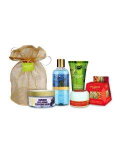 Vaadi Herbals Anti Ageing Gift Set-440 gms