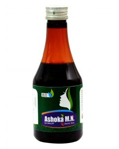 United Pharmaceuticals Ashoka M N syrup-200ml