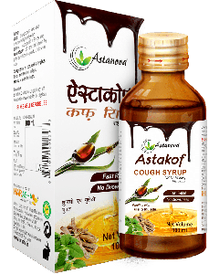 Ayukriti Herbals Astakof Cough & Cold Syrup-100ml