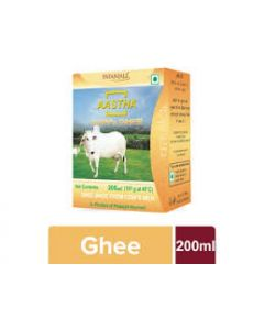 Patanjali Aastha Cow Ghee-200ml