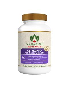Maharishi Ayurveda Asthomap-60tab