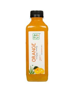 Axiom AloFrut Orange Aloevera  Juice-300ml Pack of 10pc