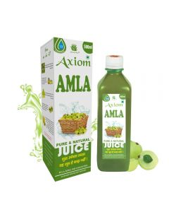 Axiom Amla Juice-500ml Pack of 3pc
