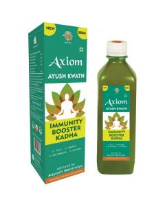 Axiom Immunity Booster Kadha-500ml Ayush Kwath