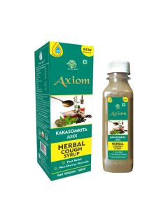 Axiom Herbal Cough Syrup-160ml(Kashomrita Juice) Pack of 3PC