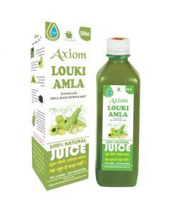 Axiom Loki Amla Swaras-1000ml Pack of 2pc