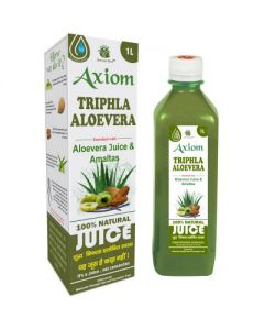 Axiom Triphla Aloevera Juice-1000ml