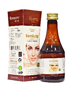 Ayukriti Herbal Femkalp Syrup-200ml