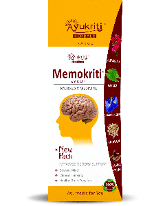 Ayukriti Herbal Memokriti Syrup-200ml