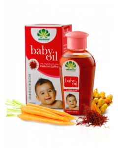 Pankajakasthuri Baby Oil - 100ML