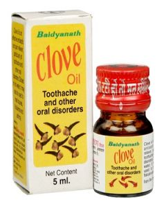 Baidyanath Clove Oil -5ml