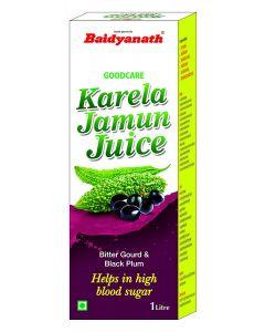 Baidyanath Karela Jamun Juice -1L