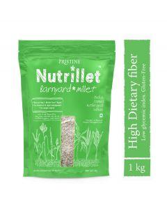 Pristine Organics Nutrillet Barnyard Millet-1kg