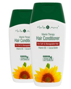 Netsurf Herbs & More Vitamin Therapy Hair Conditioner-100 gm