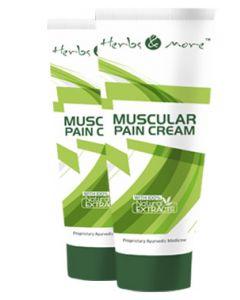 Netsurf Herbs & More Muscular Pain Cream-50 gm