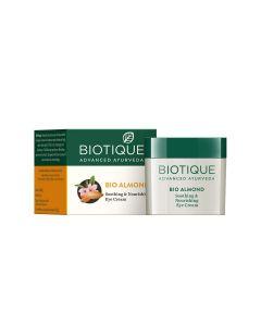 Biotique Bio Almond (Under Eye Cream) (Almond Eye Cream)-15gm