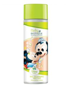 Biotique Bio Morning Nectar Lotion (Mickey Lotion)-190ml