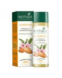 Biotique Bio Almond Oil-120ml