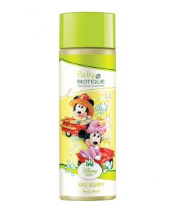 Biotique  Bio Berry Baby Mickey Body Wash-190ml