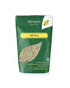B&B Organics Idly Rice-10Kg