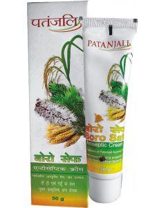 Patanjali Boro Safe Antiseptic Cream-50gm