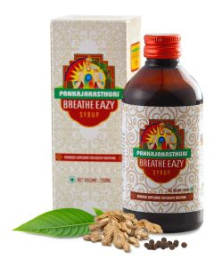Pankajakasthuri Breathe Eazy Syrup‑200ml