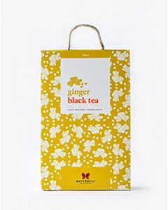 Butterfly Ayurveda Ginger black tea-100gm