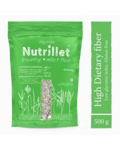Pristine Nutrillet Browntop Millet Flour-500gm