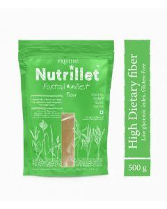 Pristine Organics Nutrillet Foxtail Millet Flour-500gm