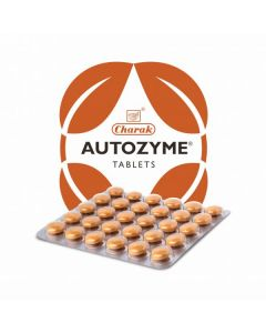 Charak Pharma Autozyme-30 Tablets
